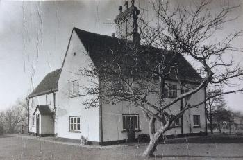 Woodhall Farmhouse 1958 [RR14/7]